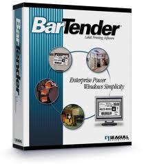 BarTender címketervező program